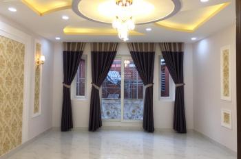 Cho thuê nhà MT Bùi Đình Túy, P24, Bình Thạnh 7x12m 6 tầng 11 phòng giá thuê 140tr/tháng