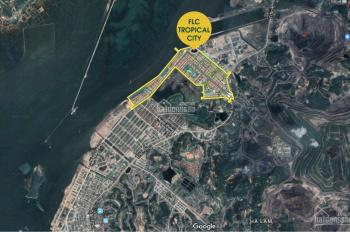 Sở hữu liền kề, shophouse sát vịnh FLC Tropical City, giá đất chỉ từ 14tr/m2. LH 0973.333.499
