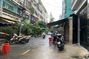 Bán nhà 2MT hẻm 8m khu công viên Gò Dầu, Q Tân Phú, DT 4x18m, nhà đúc 3 tấm đẹp