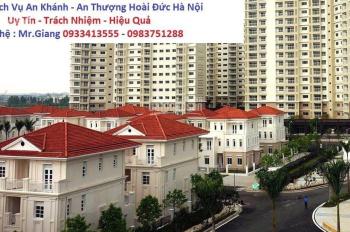 Bán lô đất dịch vụ trong khu đô thị Nam An Khánh, 0933.413.555