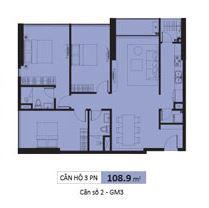 Căn hộ cho thuê 3 PN, khu vực Phú Nhuận, giá ưu đãi cực khủng, LH: 0949525357
