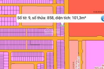 Bán đất dự án Gold Hill, TT Trảng Bom, đường 17m, SHR, xây tự do, LH: 0909100346