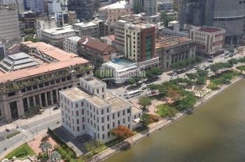 Bán căn hộ cao cấp Sài Gòn Royal, Quận 4, giá hấp dẫn, view sông Sài Gòn, Quận 1 cực đẹp
