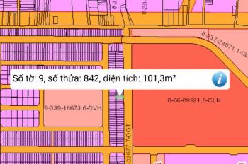 Bán đất thị trấn Trảng Bom đường 17m, sổ hồng riêng, giá công nhân, LH: 0909 100 346