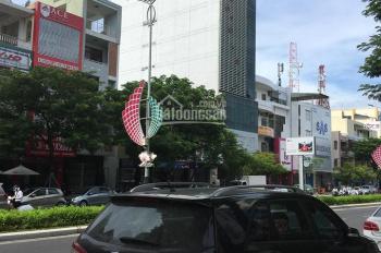 Bán nhà 5 tầng mặt tiền Nguyễn Văn Linh ngang 9m, DT đất 211m2, giá 63 tỷ, LH 0934.756.788