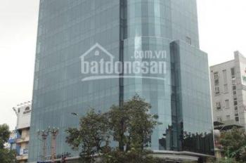 Chính chủ cho thuê văn phòng phố Tạ Quang Bửu, Hai Bà Trưng, 200m2 thông sàn, 2 hầm, giá 42 tr/th