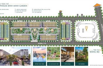 Nhận ngay bảng giá và toàn bộ thông tin về shophouse dự án Bình Minh Garden. Hotline: 0983880369