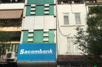 Bán nhà 2MT đường lớn Trần Hưng Đạo + Cao Bá Nhạ Q1. 4.2x25m kết cấu 5 tầng ST, HĐ thuê 170tr