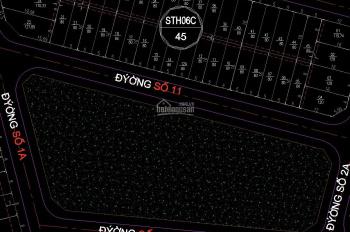 Hot! Cần bán nhanh lô đất đường Số 11, đối diện công viên Hà Quang 2, giá cực tốt. LH: 091.1929.379