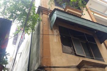 Cho thuê nhà riêng mặt ngõ Hồng Hà - Phúc Xá 34m2 x 3.5T, giá 7tr/th
