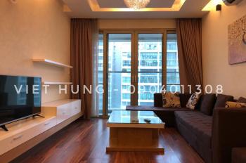 Bán căn hộ Mandarin Garden 122.7m2 - 3 phòng ngủ - full nội thất đẹp