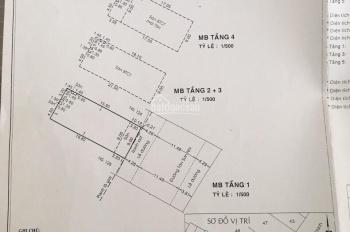 MTKD vip đường Tân Sơn Nhì, Tân Phú, 9x22m đúc 4.5 tấm, giá 45 tỷ