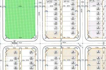 Bán đất dự án khu dân cư phía Tây Bắc đường Lê Lợi, Đồng Hới, Quảng Bình