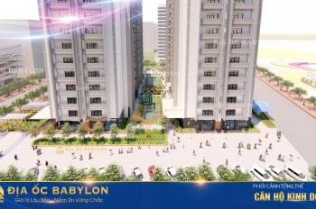 Mở bán 18 căn shophouse - căn hộ kinh doanh đường Âu Cơ, TP Đà Nẵng chỉ với 950tr/căn. 0899.850.817