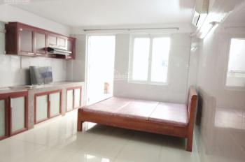 Căn hộ Phú Nhuận, 28m2, dàn kệ bếp, free nước nét cáp, full nội thất, bảo vệ 24/7, giờ tự do