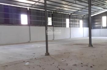 Cho thuê kho sản xuất Dĩ An, 1300 - 2500m2, giá 40 - 50.000/m2, LH 0931268002