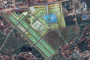 Bán lô mặt đường Tỉnh Lộ 299 căn LK06 - 11 khu đô thị Dĩnh Trì, mặt đường rộng 30m