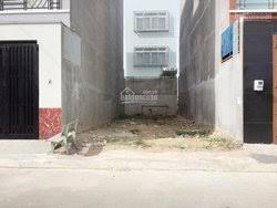 Bán lô đất MT đường 82, P10, Q. 6, gần Võ Văn Kiệt, dân cư đông đúc, giá 2.2 tỷ, DT 90m2, sổ riêng