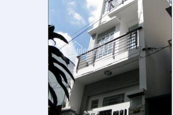 Bán nhà hẻm 467 Lê Đức Thọ, MT đường Số 10 cũ, P16, DT 4,7x17m, 2 lầu, giá 6 tỷ 2