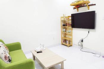 Cho thuê căn hộ full đồ 45m2 tại chung cư Hoàng Huy. Giá: 5 triệu/th, LH: 0973.569.591
