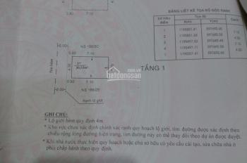 Nhà nhỏ hẻm nhựa thông 5m Trần Văn Dư, P. 13, Tân Bình
