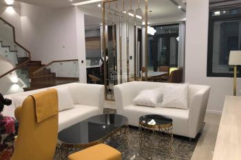 Biệt thự Ba Son, Quận 1, Vinhomes Golden River cho thuê giá 200tr/th, gồm nội thất, 0909029108