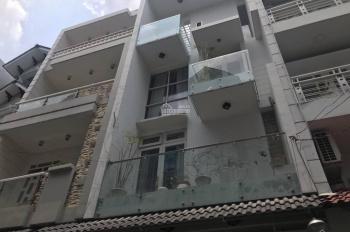 Cho thuê nhà HXT 6m thông đường Huỳnh Văn Nghệ, P. 12, Gò Vấp, giáp Tân Bình