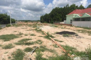 Bán lô đất chính chủ đường Dương Công Khi, Hóc Môn 120m2, giá: 830tr SHR