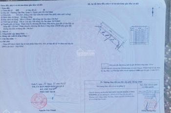Cần bán lô góc 2 MT đẹp đường 197, Hoàng Hữu Nam, P. Tân Phú, Q9, giá 2,5 tỷ, còn TL
