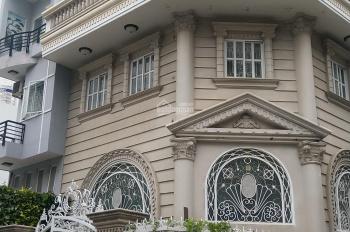 Cho thuê nhà 2 mặt tiền đường Nguyễn Tri Phương, Phường 4, Quận 10, DT: 12x15m, trệt, 3 lầu