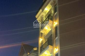 Bán khách sạn đẹp mặt tiền Hai Bà Trưng, Đà Lạt, view TP, xây mới, có thang máy, đầy đủ nội thất