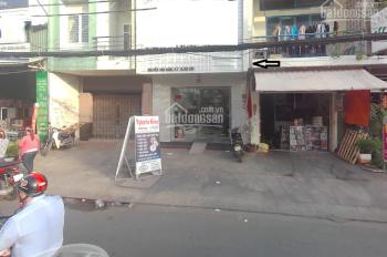 Nhà ngay mặt tiền Nguyễn Văn Nghi, Q. GV, DT 3,7x18m, gần vòng xoay Lê Quang Định rất hợp spa, VP