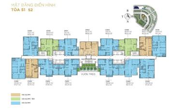 Chính chủ bán lỗ CHCC Sunshine City S2 - 1006 (85.21m2), S2 - 2910(97m2), giá 35 tr/m2, O9896O8597