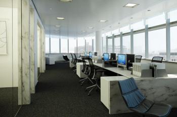 Chính chủ cho thuê văn phòng đường Hoàng Đạo Thúy 150m2. Giá 300 nghìn/m2/th