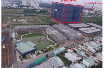 Căn hộ liền kề Phú Mỹ Hưng Q7 Boulevard nhận nhà 2020 giá CĐT sở hữu ngay chỉ với 2 tỷ - 0937569691