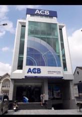 Bán toà nhà ngân hàng ACB - mặt tiền đường Đặng Văn Bi, diện tích: 859m2, giá: 99 tỷ