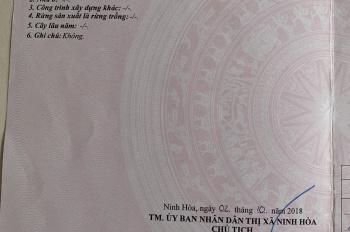 Cần bán gần 5000m2 đất bờ biển view đầm Nha Phu, Ninh Hòa. Lh: 0983 306 636 Anh Khoa