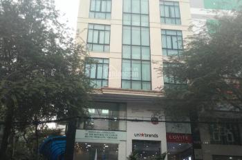 Cho thuê siêu building mặt tiền Hoàng Sa, Quận 1, DT 20x16m, 5 lầu thang máy, giá 200 triệu/tháng
