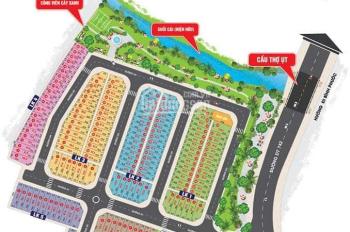 Dự án khu nhà ở Việt Sing Phú Chánh (đất nền)
