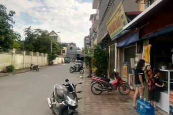Bán đất mặt đường chợ Phúc Đồng, phố Nguyễn Lam làm văn phòng, KD, DT: 104m2 giá 65 triệu/m2