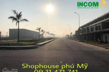 Bán nhà phố thương mại 5 tầng - shophouse KĐT Phú Mỹ - LH: 0911 471 741