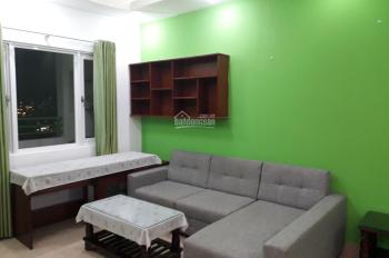 CH Khánh Hội 2PN 1WC nội thất đầy đủ sàn gỗ, view sông, nhà đẹp, ban công thoáng mát 11,5 tr/th