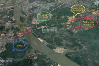 Suất nội bộ những nền view sông dự án Biên Hòa New City Hưng Thịnh, sân golf Long Thành, 0909201995