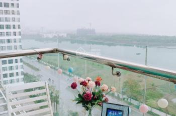 Cho thuê căn hộ tại chung cư cao cấp Bim Green Bay Tower giá 7,5tr/th full nội thất, LH: 0973670693