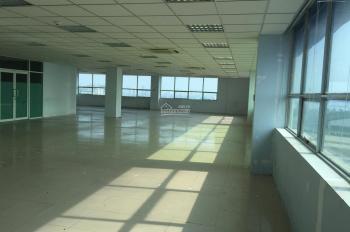 Cho thuê sàn văn phòng Tam Trinh, 1100m2, điều hòa trung tâm, giá 210 nghìn/m2/tháng