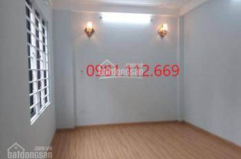 Bán nhà 4 tầng, sổ đỏ, nội thất đầy đủ, tổ 2 La Khê, Hà Đông