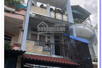 Bán nhà HXH 8m Nguyễn Nhữ Lãm - DT: 4,2x20m nở hậu 7m - 2 lầu đúc - giá 8 tỷ