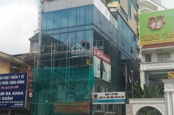 Hot - Mặt bằng kinh doanh phù hợp thời trang, trà sữa mặt phố Nguyễn Trãi, MT 8m, DT: 250m2/tầng