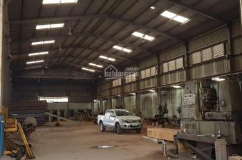 Bán nhà xưởng 2 mặt tiền: 3220m2 đang sản xuất cơ khí: Từ Văn Phước, Bình Chuẩn LH 09888.16.700