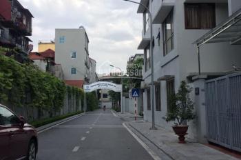 Bán nhà phân lô Hoàng Quốc Việt, Cầu Giấy 15,2 tỷ, 90m2. Đường hè rộng 10m
